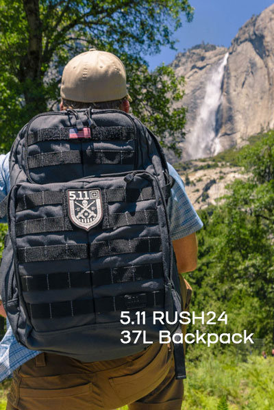 5.11 RUSH24 37L Backpack