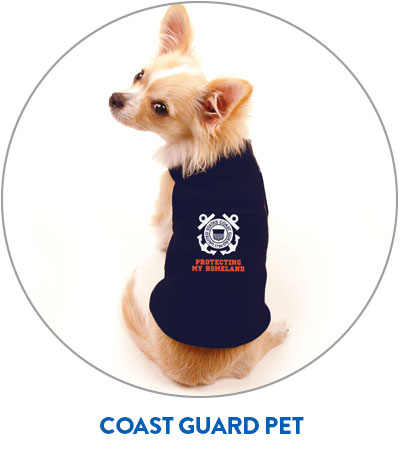 coast guard pet