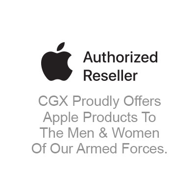 Apple Authorized Seller Logo