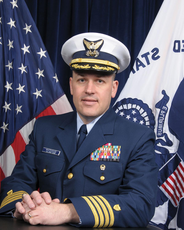 Captain Robert Whitehouse