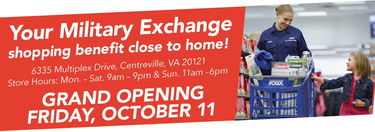 CGX Centreville Grand Opening October 11, 2019
