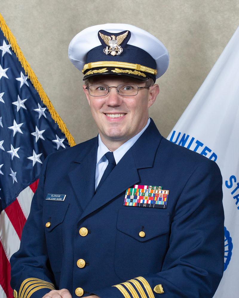 CAPT Jeffrey Eldridge