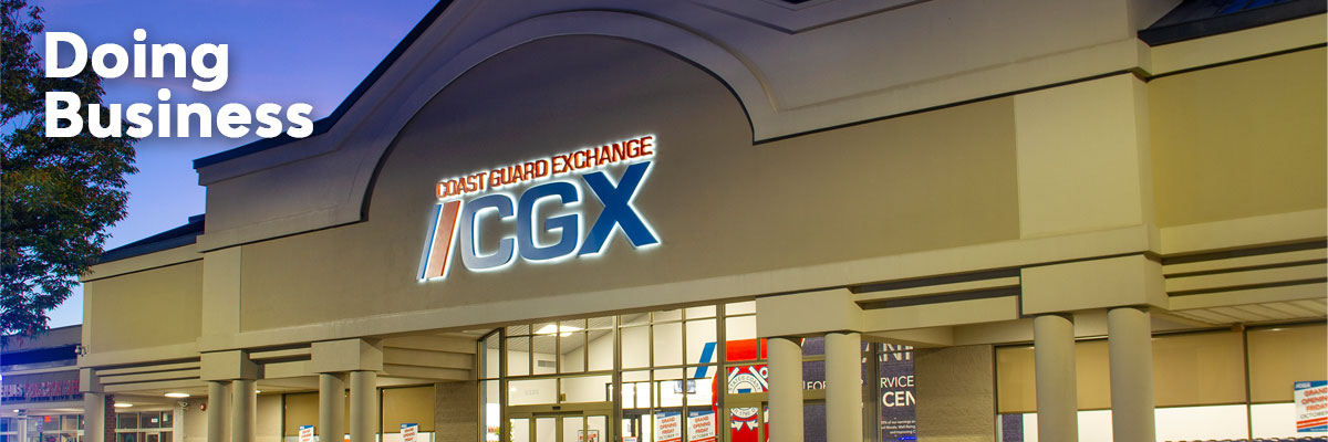 Doing Business with CGX