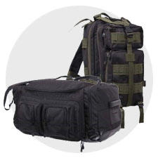 Tactical Bag and Pack