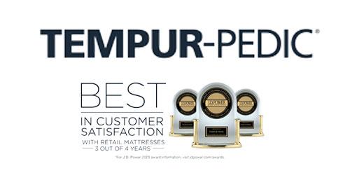 Tempur-Pedic Award