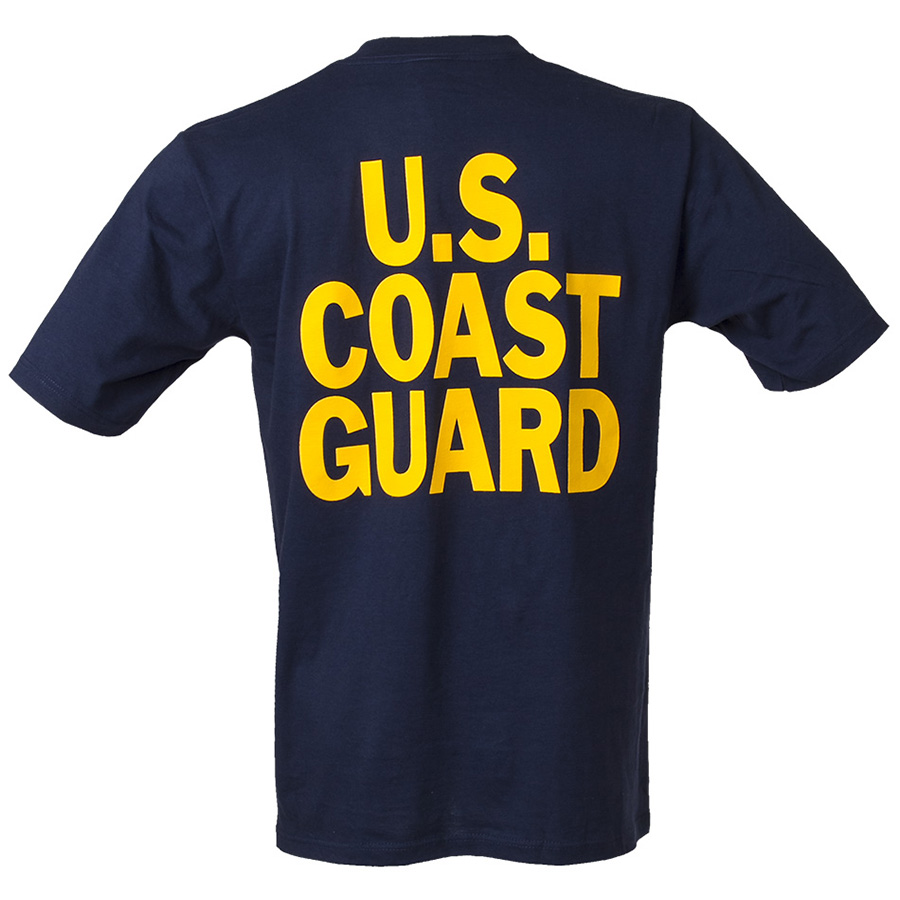 Coast Guard Raid Mens T-Shirt