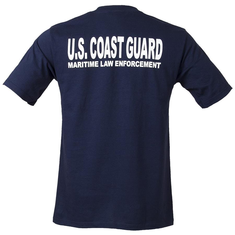 Coast Guard Maritime Law Enforcement T-Shirt