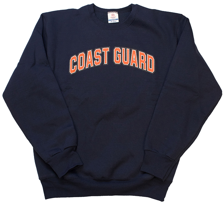 USCG Reflective PT Fleece Crew