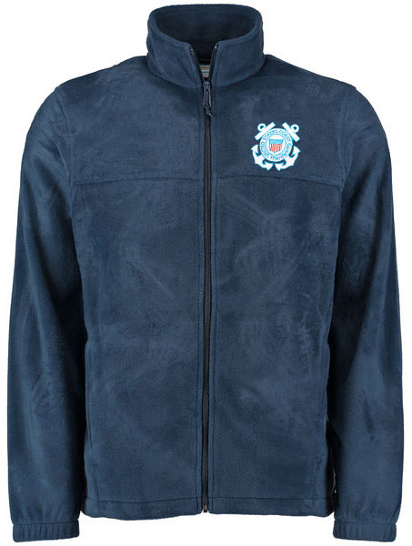 CG Men's Columbia® Flanker Full Zip Fleece