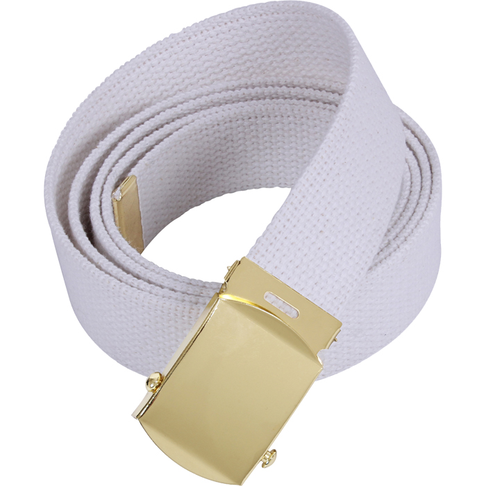 UNIFORMS :: Formal Wear :: Accessories :: White Belt with