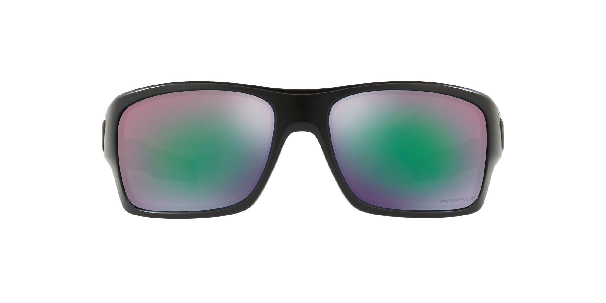 Oakley SI Turbine Rotor Matte Black Prizm Maritime Polarized Sunglasses ea5bc1db9a4