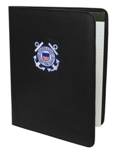 Coast Guard Padfolio