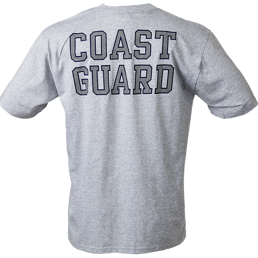 Coast Guard PT Mens T-Shirt