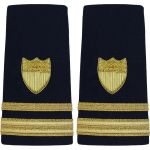 Enhanced (Soft) Shoulder Board Lieutenant Junior Grade (O2)