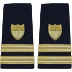 Enhanced (Soft) Shoulder Board Senior Lieutenant (O3)