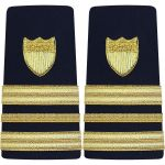 Enhanced (Soft) Shoulder Board Lieutenant Commander (O4)