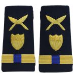 Shoulder Board: Enhanced Warrant Officer 4 Personnel Administration