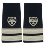 Coast Guard Auxiliary Shoulder Board: FC