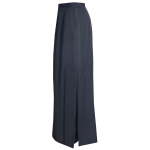 Dress Dinner Blue Long Skirt