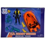 U.S. Coast Guard Water Craft Playset