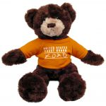 USCG Plush Bear with XOXO Logo Tee