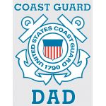 CG Dad Decal