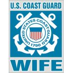"""CG Wife"" Bold Decal"