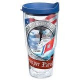 USCG Boat Wrap Tervis Tumbler With Lid - 24 oz
