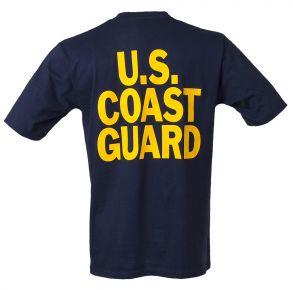 Coast Guard Raid Mens T-Shirt