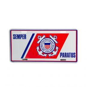 Semper Paratus Plate