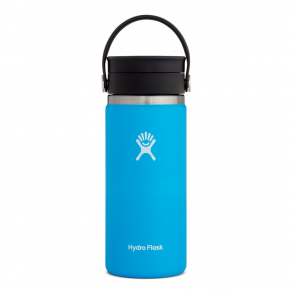 Hydro Flask 16 oz. Coffee with Flex Sip Lid Front View