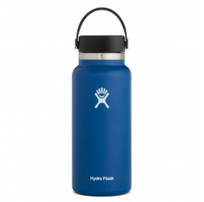 Hydro Flask 32 oz. Wide Mouth Water Bottle Front View