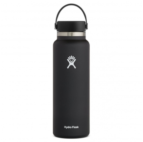 Hydro Flask 40 oz. Wide Mouth Water Bottle Front View