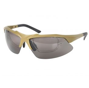 Rothco Tactical Eyewear Kit - Coyote Brown Front View