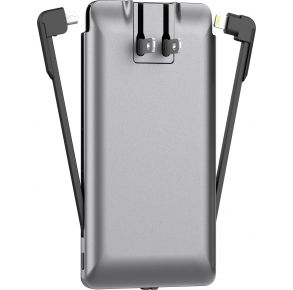 PhoneSuit Journey 3500mAh All-in-One Portable Power Bank