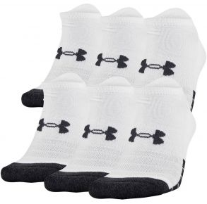 Under Armour UA Performance Tech No Show Socks