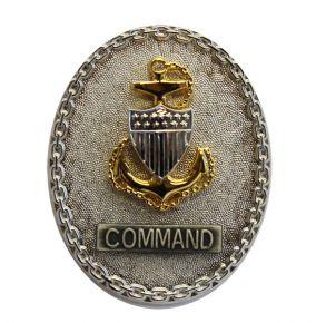 E-7 Badge: Command Senior