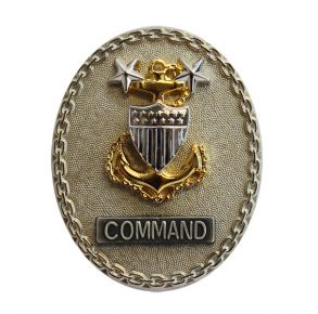 Regulation Size Badge: Enlisted Advisor E9 Command