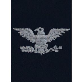 Coast Guard Embroidered Parka Tab: Captain