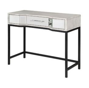 Coast to Coast Accents Gabby One Drawer Console - Left Side View