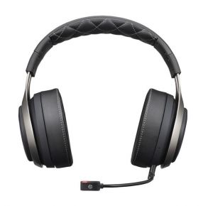 LucidSound LS50X Wireless + Bluetooth Gaming Headset Front View