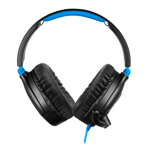 Turtle Beach Recon 70 Wired Gaming Headset - Black/Blue