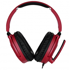 Turtle Beach Recon 70 Wired Gaming Headset - Red/Black