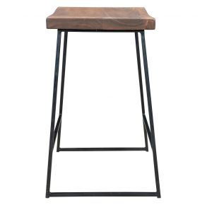 Counter Height Barstool Front View