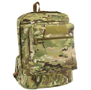Flying Circle Utility Backpack - MultiCam Front of Backpack View