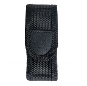 Rothco Police Small Pepper Spray Holder w/ Flap Front View