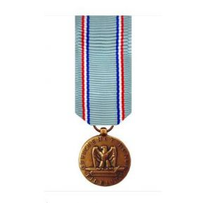 Vanguard US Air Force Miniature Medal: Good Conduct
