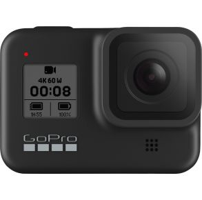 GoPro Hero8 - Black Front View