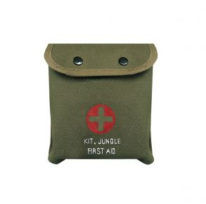 Rothco M-1 Jungle First Aid Kit Pouch View