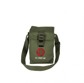 Rothco Platoon Leader's First Aid Kit Pouch View